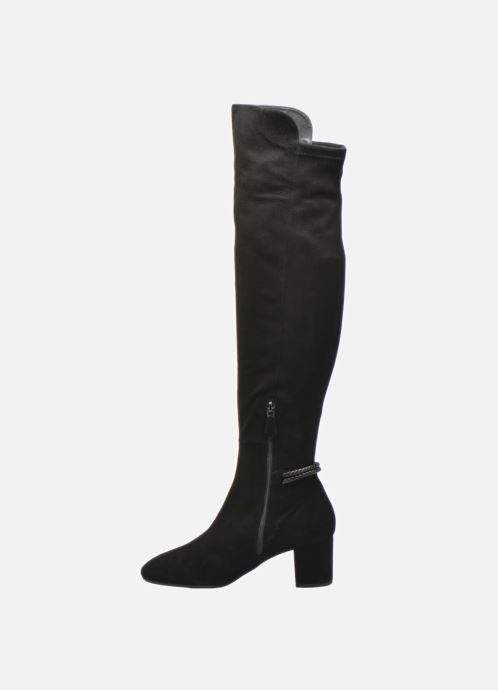 Boots & wellies L.K. Bennett CAMILLE Black front view