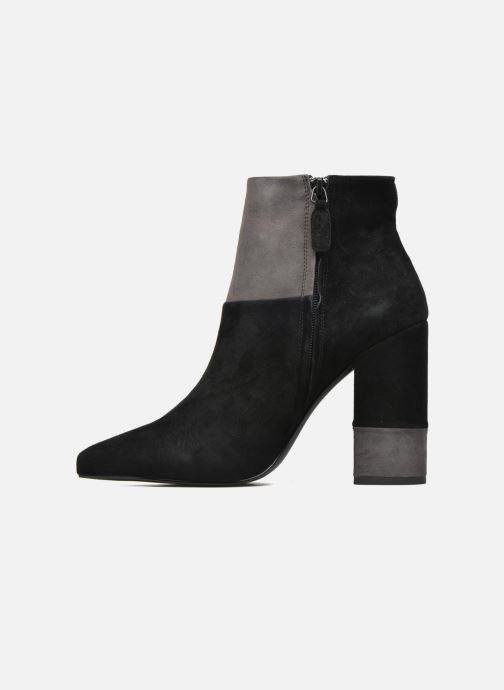 Bottines et boots SENSO Warren II Noir vue face