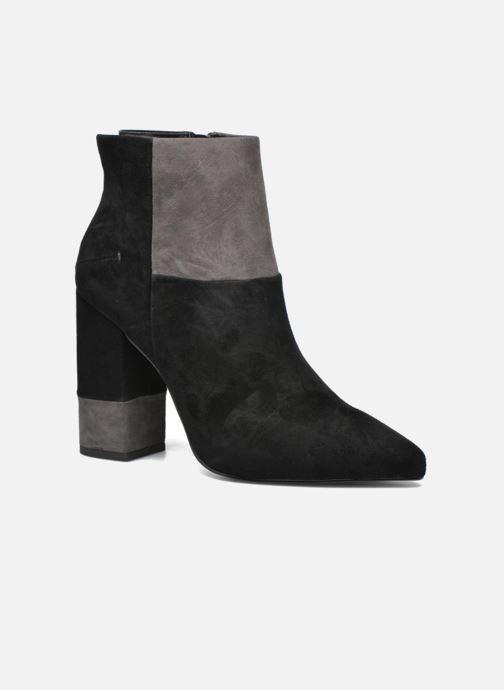Bottines et boots SENSO Warren II Noir vue détail/paire