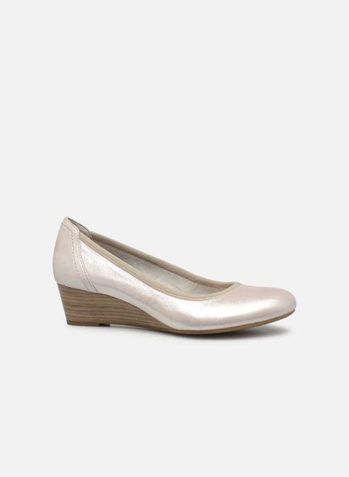 Zapatos de tacón Tamaris Ajonc Plateado vistra trasera