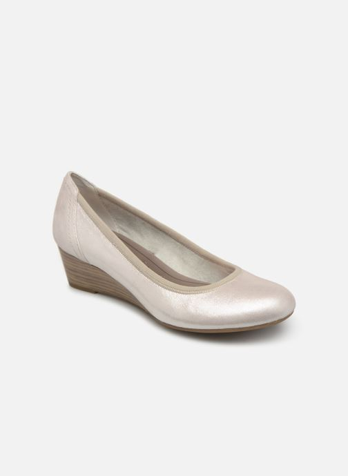 Zapatos de tacón Tamaris Ajonc Plateado vista de detalle / par