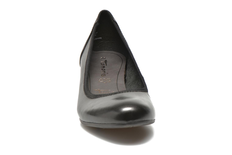 Escarpins Tamaris Ajonc Noir vue portées chaussures