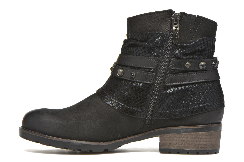 Bottines et boots Tamaris Dietes Noir vue face
