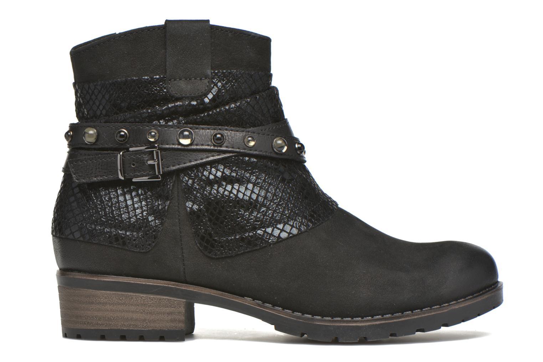 Bottines et boots Tamaris Dietes Noir vue derrière