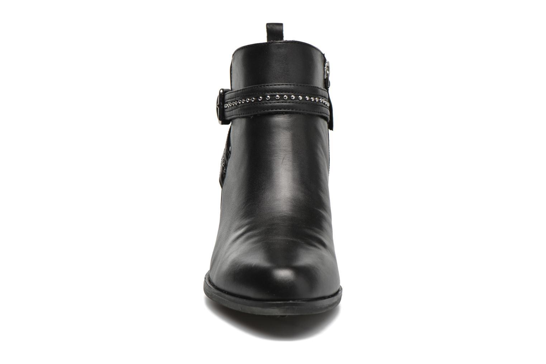 Bottines et boots Tamaris Ferraria Noir vue portées chaussures