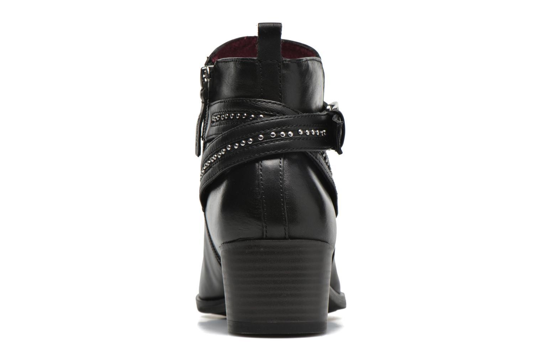 Bottines et boots Tamaris Ferraria Noir vue droite