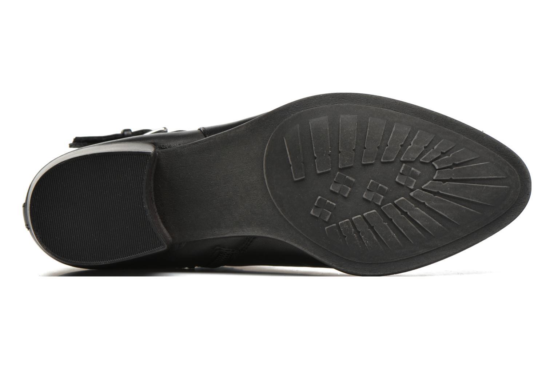 Bottines et boots Tamaris Ferraria Noir vue haut