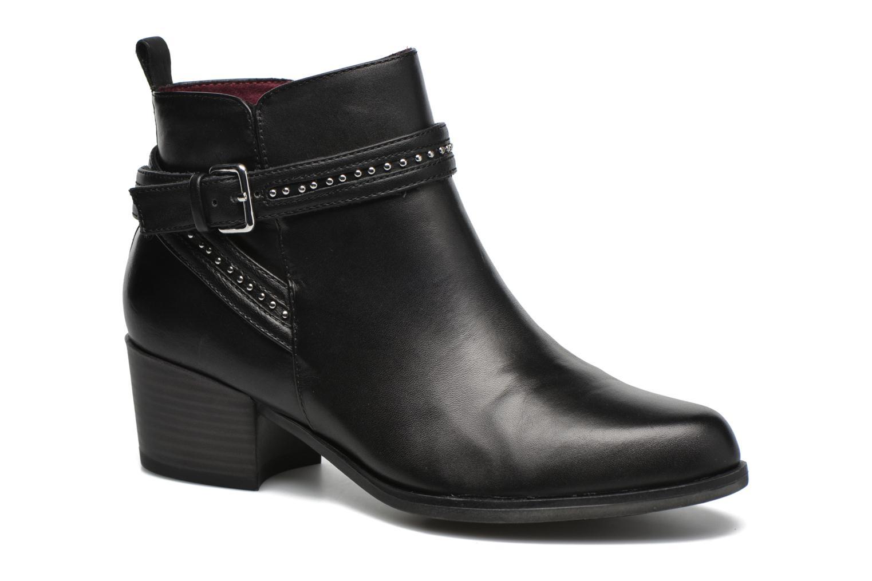 Bottines et boots Tamaris Ferraria Noir vue détail/paire