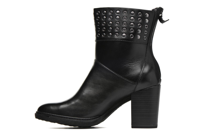 Bottines et boots Tamaris Huernia Noir vue face