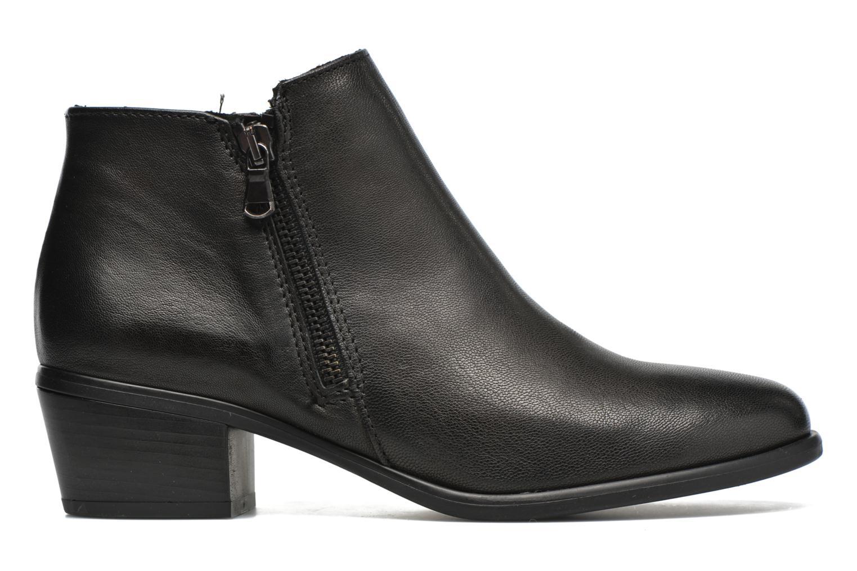 Bottines et boots Tamaris Iris Noir vue derrière