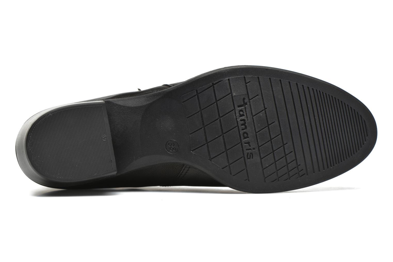 Bottines et boots Tamaris Iris Noir vue haut