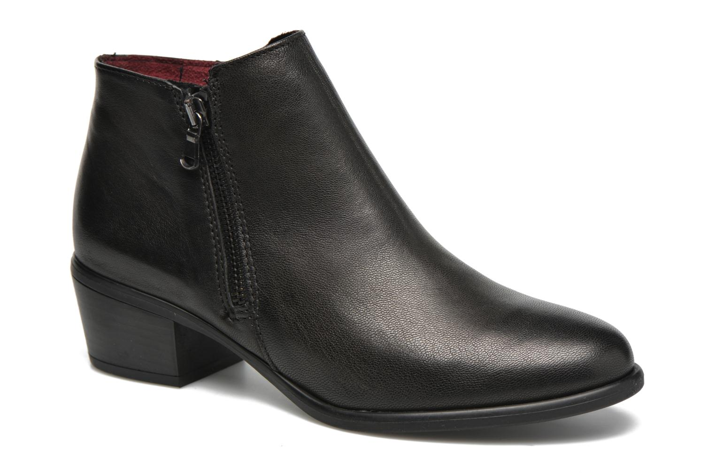 Bottines et boots Tamaris Iris Noir vue détail/paire
