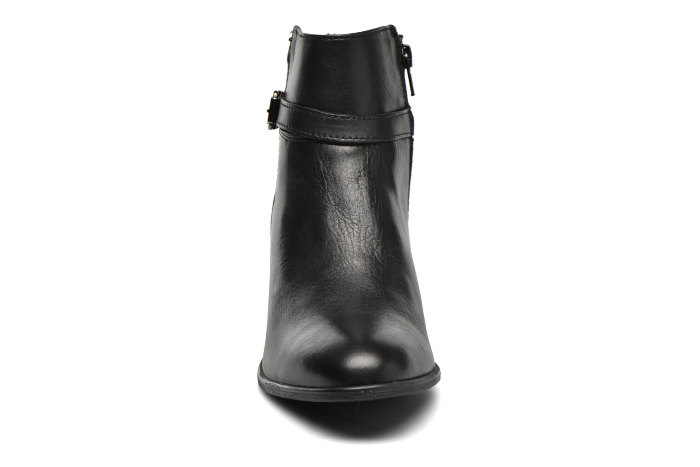 Bottines et boots Tamaris Lagunaria Noir vue portées chaussures
