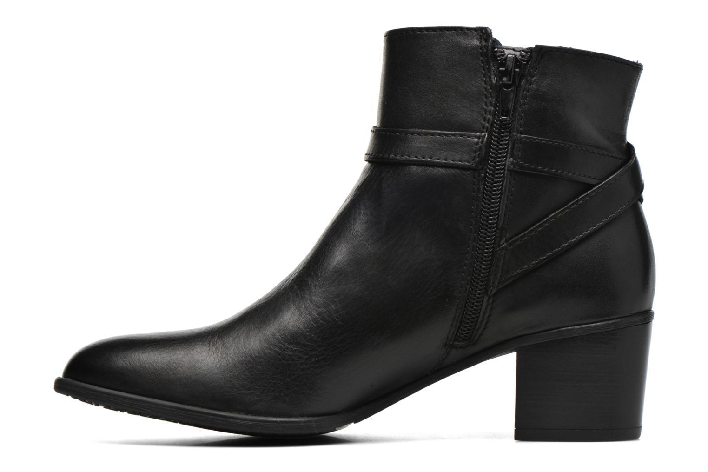 Bottines et boots Tamaris Lagunaria Noir vue face