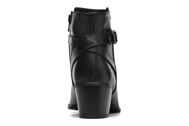 Bottines et boots Tamaris Lagunaria Noir vue droite