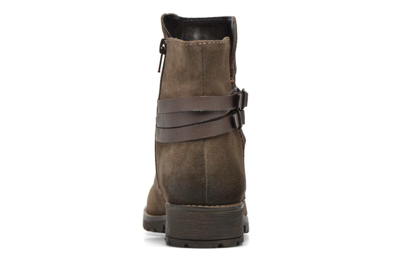 Bottines et boots Tamaris Massonia Marron vue droite