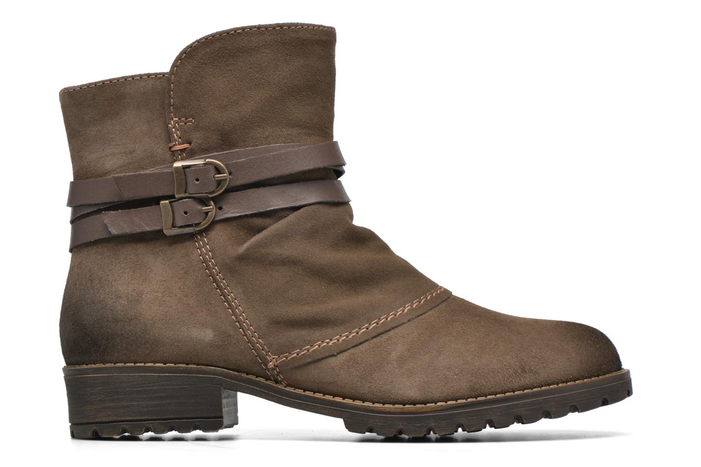 Bottines et boots Tamaris Massonia Marron vue derrière