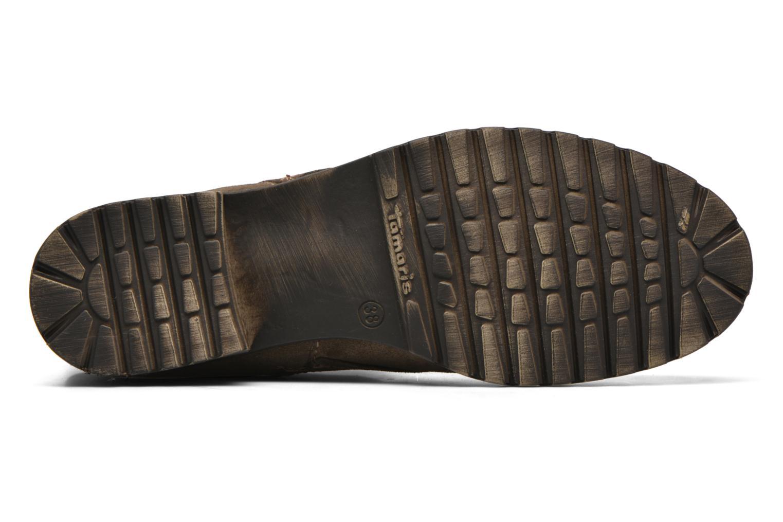 Bottines et boots Tamaris Massonia Marron vue haut