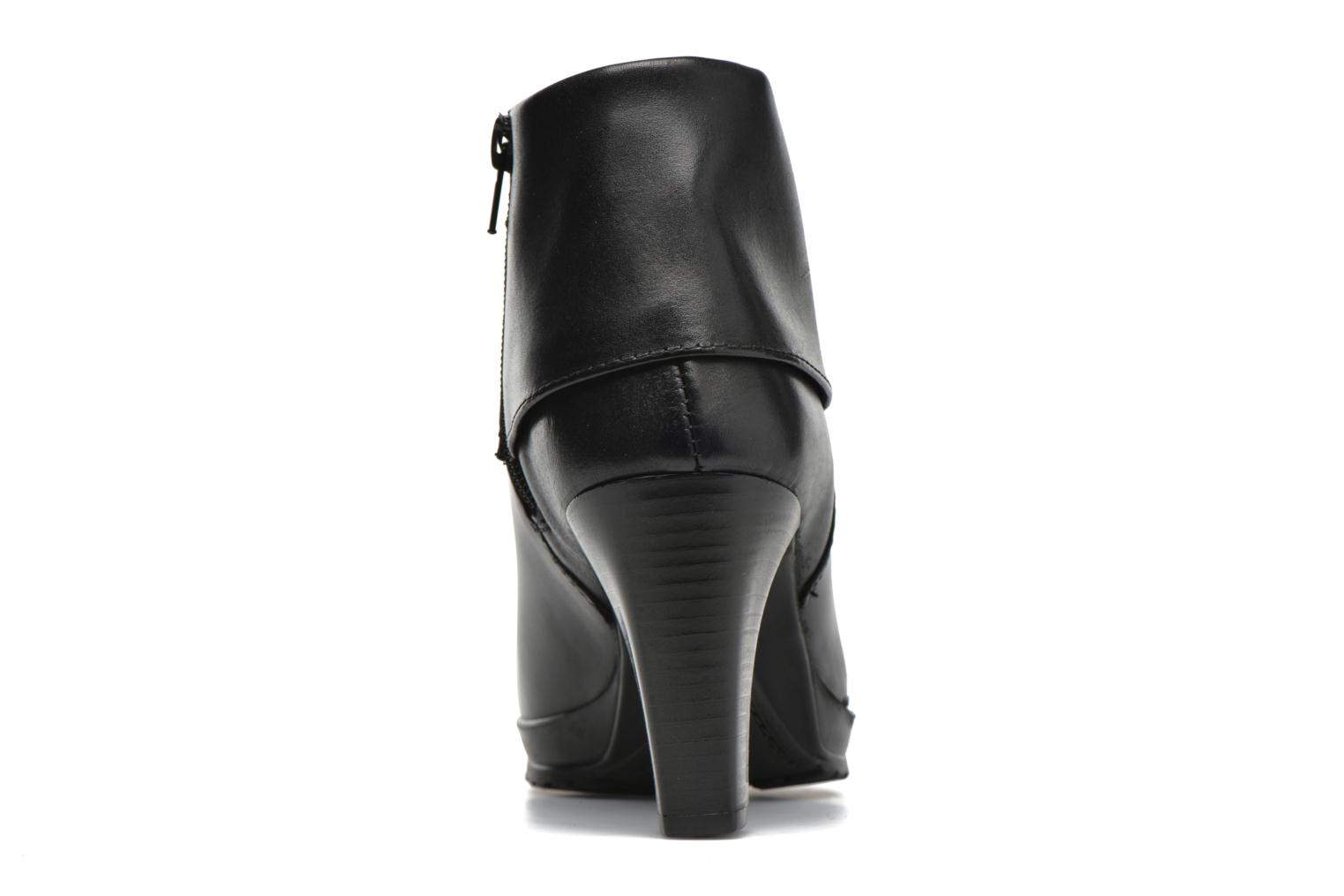 Ankle boots Tamaris Moraea Black view from the right