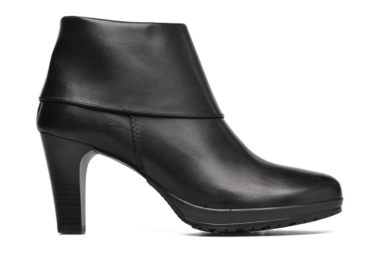 Ankle boots Tamaris Moraea Black back view
