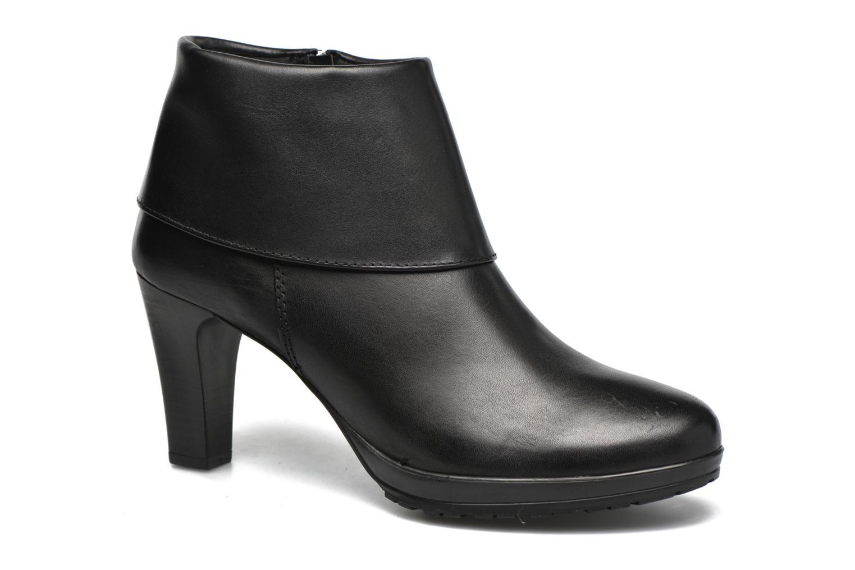 Ankle boots Tamaris Moraea Black detailed view/ Pair view