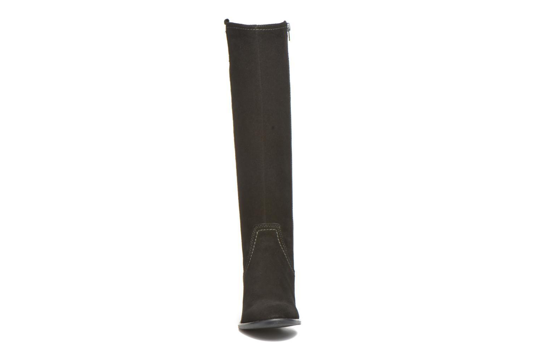 Boots & wellies Tamaris Nerine Black model view