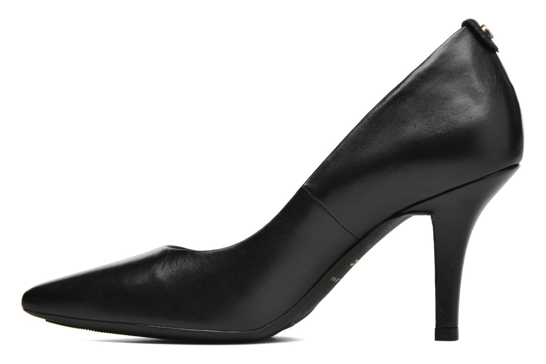 Zapatos de tacón San Marina Piel Negro vista de frente