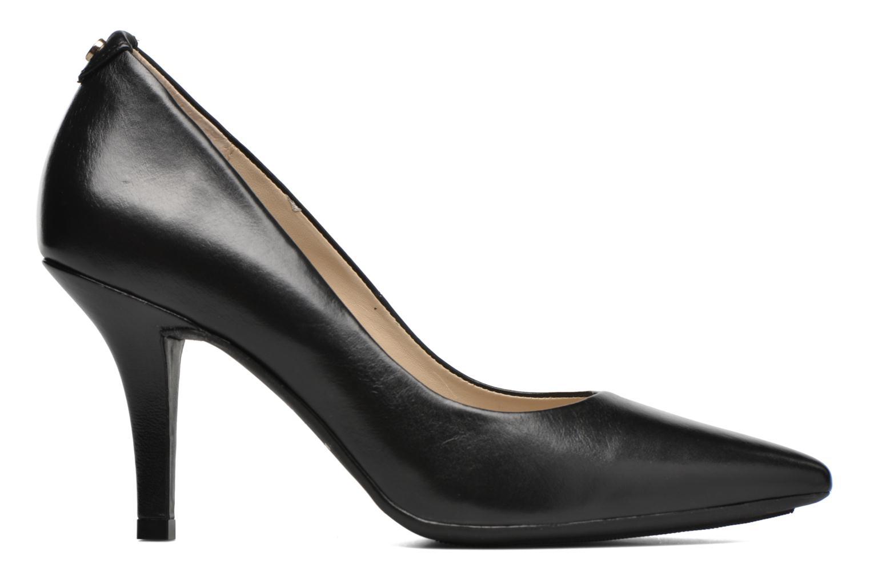 Zapatos de tacón San Marina Piel Negro vistra trasera