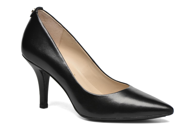 Zapatos de tacón San Marina Piel Negro vista de detalle / par