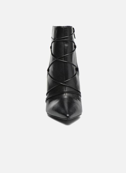 Bottines et boots San Marina Gama Noir vue portées chaussures