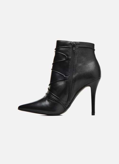 Ankle boots San Marina Gama Black front view