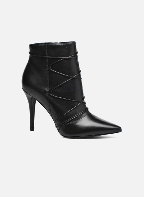 Ankle boots San Marina Gama Black detailed view/ Pair view