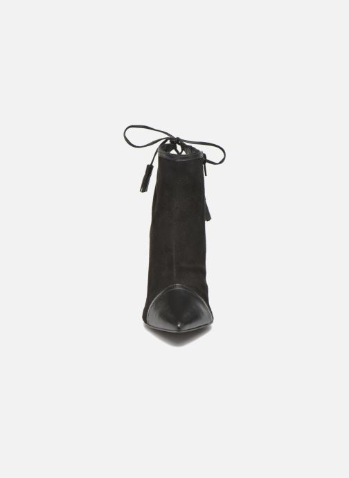 Bottines et boots San Marina Vampira Noir vue portées chaussures