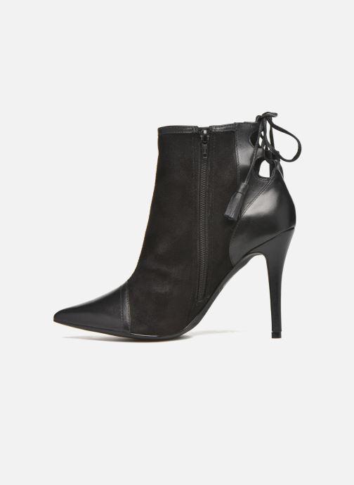 Bottines et boots San Marina Vampira Noir vue face