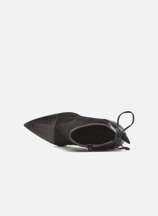 Bottines et boots San Marina Vampira Noir vue gauche