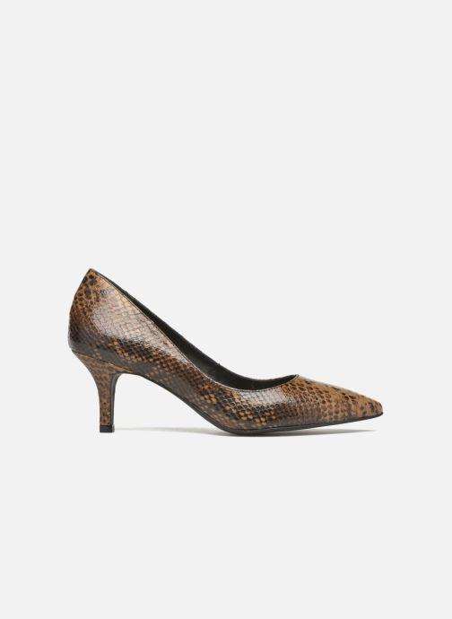 High heels San Marina Vigra/Serp Brown back view