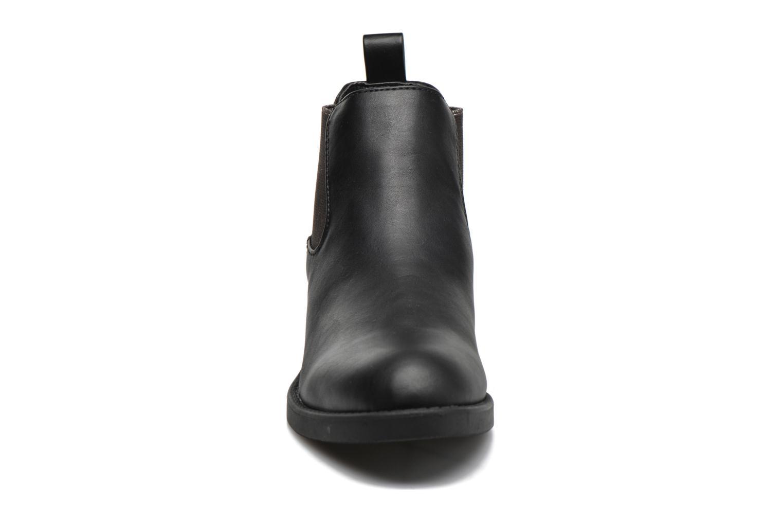 Bottines et boots San Marina Comedie Noir vue portées chaussures