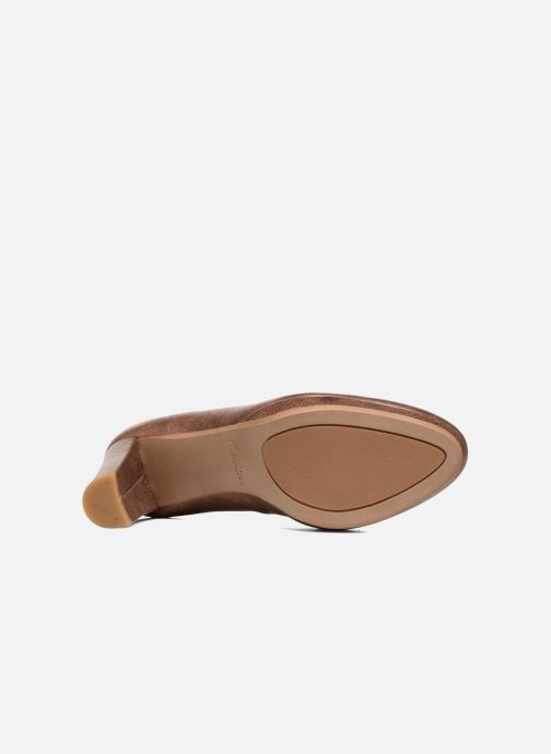 Clarks Kendra Sienna (Gold (Gold (Gold bronze) - Pumps bei Más cómodo 87c8db