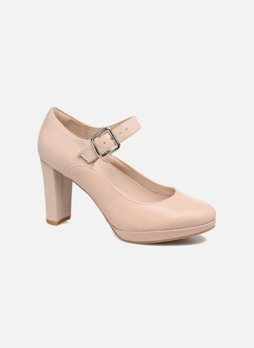 Zapatos de tacón Clarks Kendra Gaby Rosa vista de detalle / par