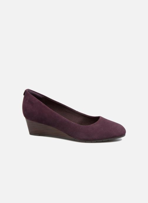 Pumps Clarks Vendra Bloom Paars detail