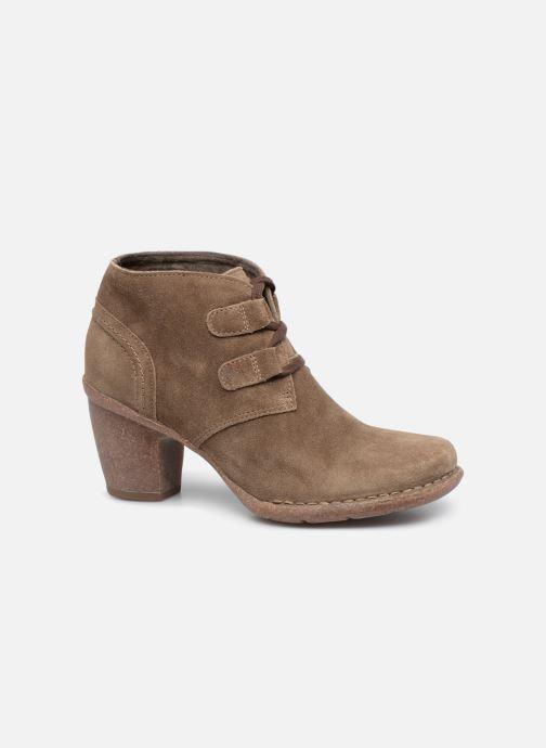 5b4927338fcfac Clarks Carleta Lyon (Marron) - Bottines et boots chez Sarenza (308074)