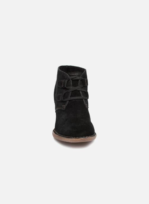 Clarks Carleta Lyon (Noir) - Bottines et boots (359999)