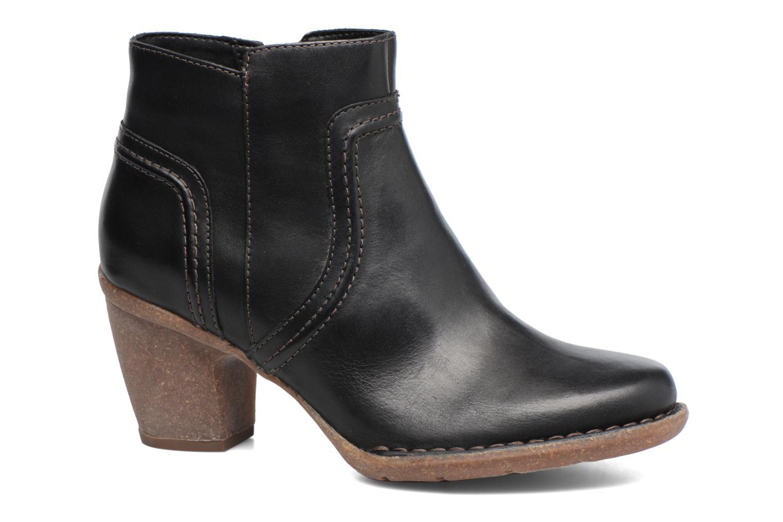 Bottines et boots Clarks Carleta Paris Noir vue détail/paire
