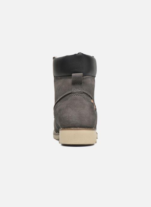 Bottines et boots Dockers Liane Gris vue droite