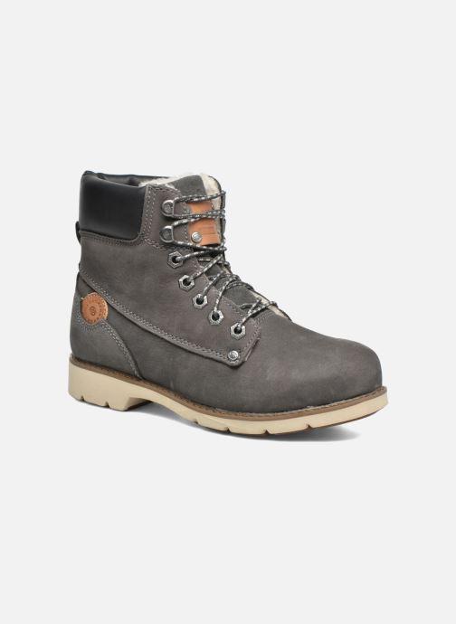 Bottines et boots Dockers Liane Gris vue détail/paire