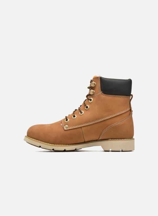 Bottines et boots Dockers Liane Marron vue face