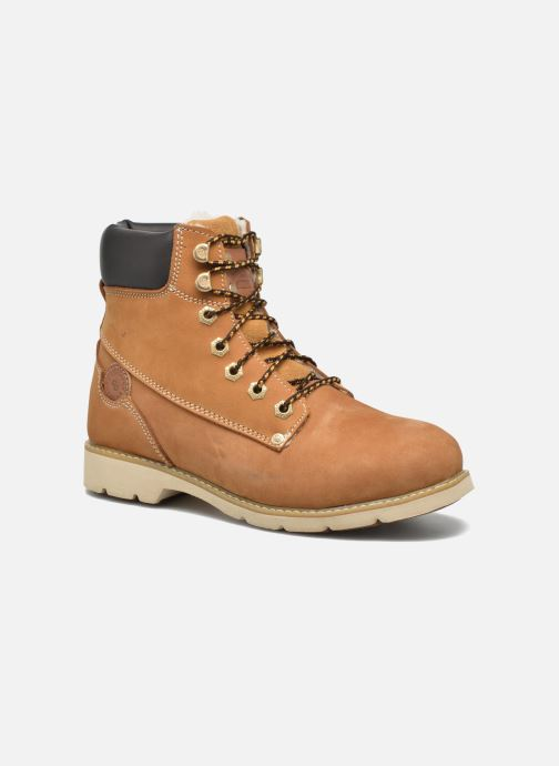 Stiefeletten & Boots Dockers Liane braun detaillierte ansicht/modell