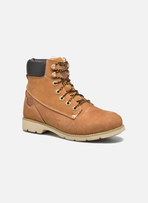 Bottines et boots Dockers Liane Marron vue détail/paire