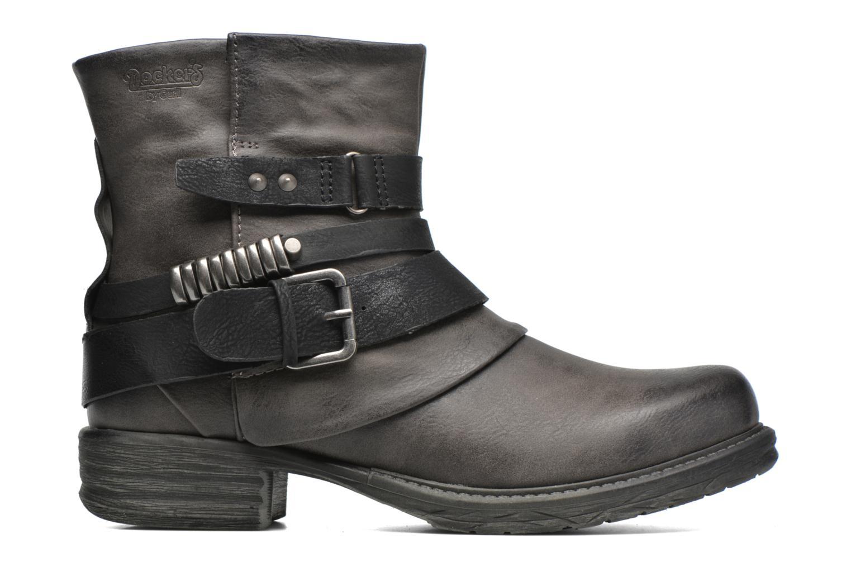 Bottines et boots Dockers Cloee Gris vue derrière