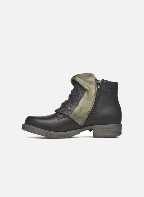 Ankle boots Dockers Nikol Black front view